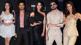 Voot Select Launch With Saqib Saleem, Rajeev Khandelwal, Aahana Kumra And Others