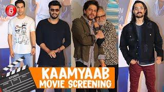Shah Rukh Khan, Bhuvan Bam, Rajkummar Rao, Arjun Kapoor Rock Sanjay Mishra's Kaamyaab Screening