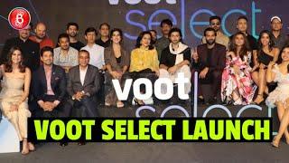 Saqib Saleem, Neha Sharma, Waluscha D'Souza, Iqbal Khan Launch Voot Select With Much Fanfare
