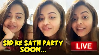Devoleena LIVE CHAT With Her Fans | Rashmi Desai | Sidharth Shukla And Upcoming Projects