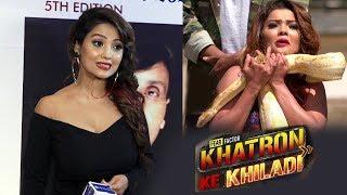 Adaa Khan Shares Her Experiences Of Khatron Ke Khiladi 10 | Karan Patel, Dharmesh, Amruta, Tejasswi