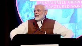 PM Shri Narendra Modi addresses ET Global Business Summit