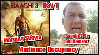 Baaghi 3 Audience Occupancy Day 1 In Morning Shows Is Lower Than Baaghi 2