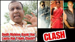Radhe Vs Laxmmi Bomb Vs Fast & Furious 9 Clash Ab Bhi Barkaraar, Koi Film Piche Hatne Ko Tayaar Nahi