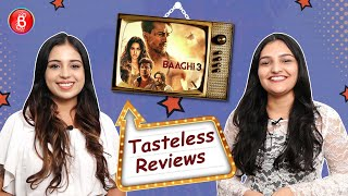 Baaghi 3 Movie Review   Tasteless Reviews   Tiger Shroff   Riteish Deshmukh   Shraddha Kapoor