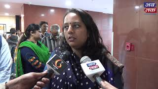 Rajkot District Collector and DDO visited the Civil Hospital| ABTAK MEDIA