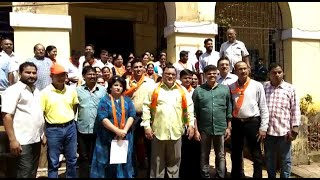 BJP candidate win unopposed from Sancoale in ZP polls, Cong workers unhappy