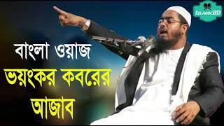 ভয়ংকর কবরের আজাব । শুনে কাঁদল হাজারো জনতা । Hafizur Rahman Siddiki Bangla Waz Mahfil 2020 | New Waz