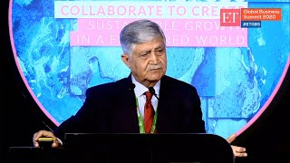 Lessons from a volatile, uncertain, complex and ambiguous world by Gen VP Malik| ET GBS 2020