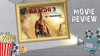 Baaghi 3 Review   Tiger Shroff   Shraddha Kapoor   Riteish Deshmukh