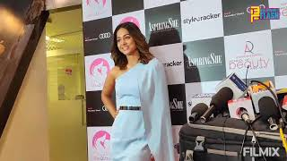 Hina Khan Awarded As Aspiring Awards 2020 - Women's Day 2020