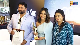 Hina Khan Won Style Diva Award - Full Exclusive Interview - 4th Aspiring She Awards 2020