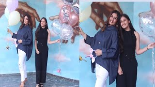 Raveena Tandon Celebrate For Her Daughter Birthday | News Remind