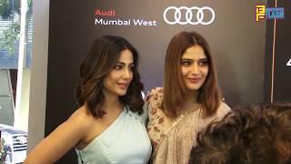 Hina Khan Met Arti Singh - Bigg Boss 13 - Full Exclusive Interview - 4th Aspiring She Awards 2020