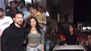 Tiger Shroff Watches Baaghi 3 With Fans । Baaghi 3 | News Remind