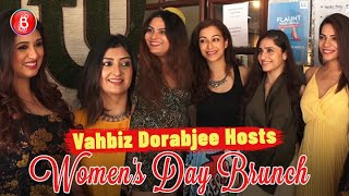 Vahbiz Dorabjee Hosts A Women's Day Brunch For Friends | Juhi Parmar | Tanvi Thakkar