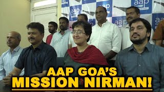 AAP to start 3-month drive to strengthen base in Goa