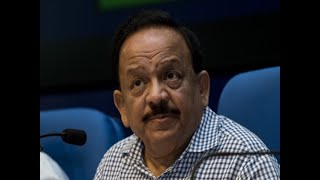 Coronavirus: So far, 8,74,708 passengers screened on airports, says Dr. Harsh Vardhan