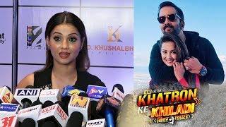 Adaa Khan Talks About Khatron Ke Khiladi 10 And Rohit Shetty