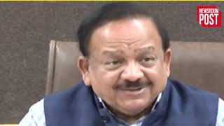 Close to 9 lakh persons coming from other countries screened for coronavirus: Dr Harsh Vardhan