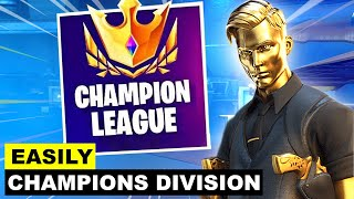 How To Reach Champion Division In Arena Fast! (How to Win) Fortnite Chapter 2 - Season 2