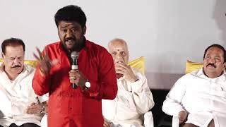 ಅವರು ಬಂದ್ರು ಅಂದ್ರೆ ಕನ್ನಡದವರಿಗೆ ಬೆಲೆ ಇಲ್ಲ| Jaggesh | Ravichandran | 75th Celebrations of KFCC