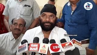 खंडवा : ज्योतिरादित्य सिंधिया  समर्थक परमजीत सिंह नारंग पाटू भैया ने इस्तीफा दिया
