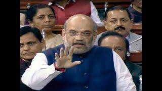 Full speech: Home Minister Amit Shah addresses Lok Sabha on Delhi riots