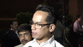 Delhi Violence: Gaurav Gogoi addresses media in Parliament House