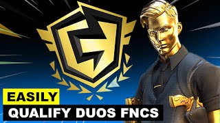 How To Qualify & Win FNCS - Reach Champion Division In Arena Fast! Fortnite Chapter 2 - Season 2
