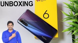Realme 6 unboxing Telugu | Mobile under 13000