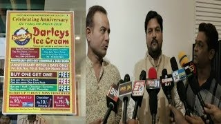 Darlyes Ice Cream Buy One Get One Free Offer Sunday Is The Last Day | @ SACH NEWS |