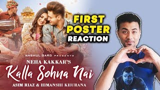 Kalla Sohna Nai FIRST Poster Out | Reaction | Review | Asim Riaz, Himanshi Khurana