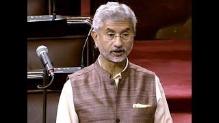 EAM Jaishankar in LS: Initial focus to bring back Indian pilgrims stranded in Iran