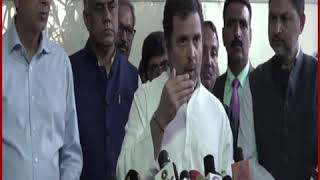 #JyotiradityaScindia पर बोले #RahulGandhi, कहा- #BJP में नहीं मिलेगा सम्मान
