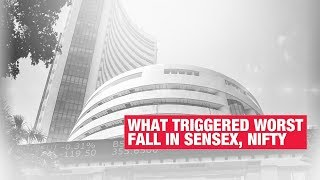 Decoded: What triggered worst fall in Sensex, Nifty | ETMarkets