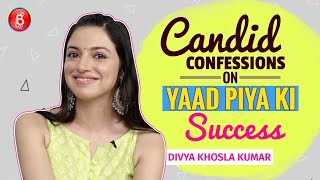 Divya Khosla Kumar's Candid Confessions On The Massive Success Of Yaad Piya Ki Aane Lagi  | T Series