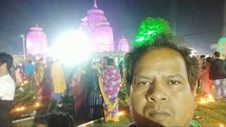Siva Ratri Brahmeswar Temple//Bhajan Samaroha