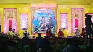 Anil Bawara At Brahmeswar Temple/Siva Ratri Bhajan Samaroha