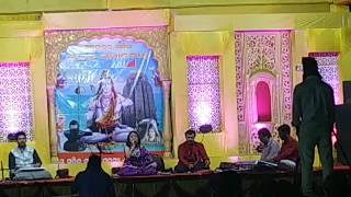 Pamela Jain At Brahmeswar Temple//Siva Ratri Bhajan Samaroha.