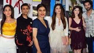Short Film Devi Success Party | Kajol, Karan Johar, Sonal Chauhan