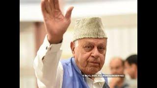 J-K: PSA detention against Farooq Abdullah revoked