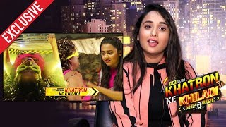 Khatron Ke Khiladi 10 Rani Chatterjee Exclusive Interview | Tejasswi | Karan Patel | Rohit Shetty