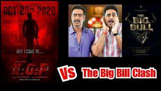 KGF Chapter 2 Vs The Big Bull Clash At The Box Office On October 23, 2020 Yash Vs Abhishek Bachchan