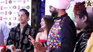 UNCUT- Luck Di Kasam Song Launch Featuring Avneet Kaur And Siddharth Nigam