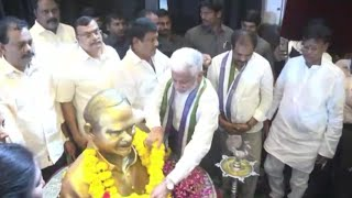 MP VIJAY SAI REDDY TOURED VIZAG AS LOCAL BODIES ELECTIONS SCHEDULE RELEASED WITH MUNICIPAL ELECTIONS