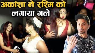 Akanksha Puri HUGS Rashmi Desai And Praises Her; Here's What She Said