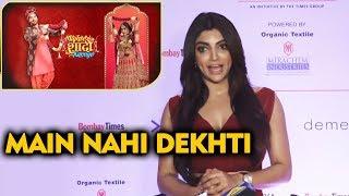Paras Chabbra EX GF Akansha Puri Reacts On Mujhse Shaadi Karoge Show