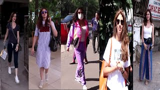 Disha Patani, Sara Ali Khan, Zareen Khan, Shweta Bachan Spotted | News Remind