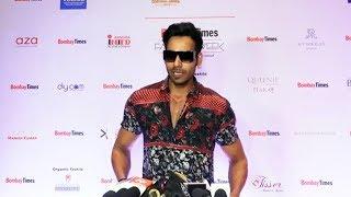 Rashmi Desai's Ex Boyfriend Arhaan Khan's Interview At Bombay Times Fashion Week 2020